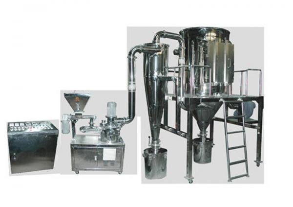 15 HP Stainless Steel Ultra Fine Pulverizing Machine
