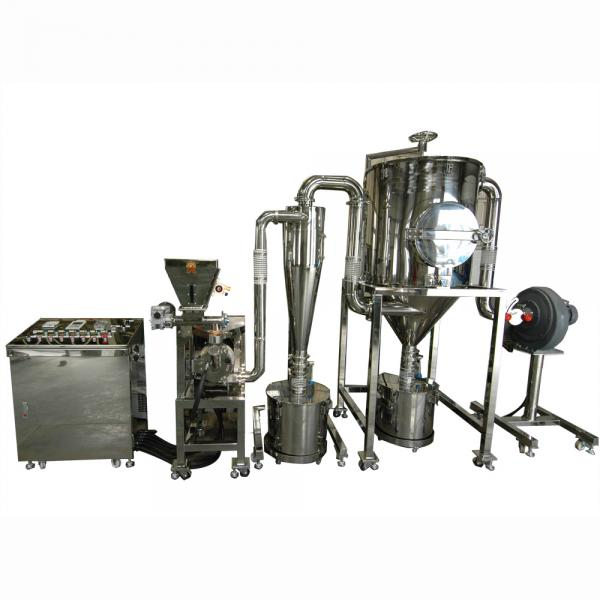 7.5 HP Stainless Steel Ultra Fine Pulverizing Machine