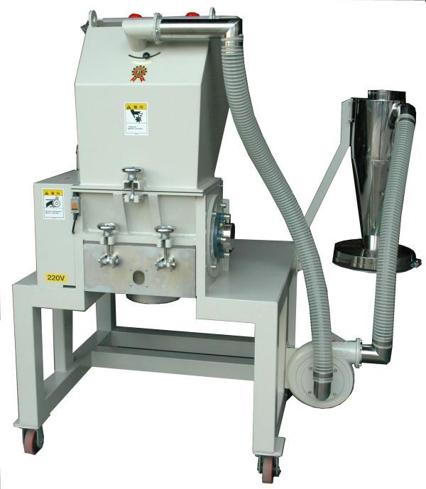 10HP Tea Bag Cutting Mill with Cyclone Powder Collector