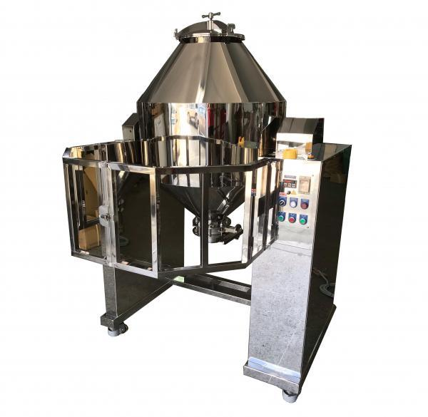 200Kg Stainless Steel Double Cone Powder Blender