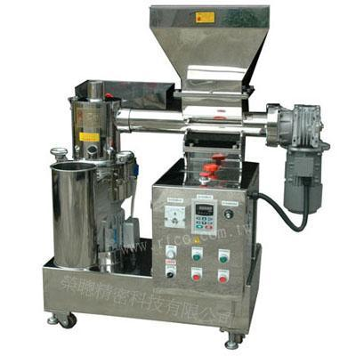 5HP Stainless Steel Auto Feeding Pulverizing Machine