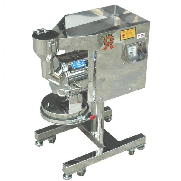 1HP Stainless Steel Horizontal Pulverizing Machine