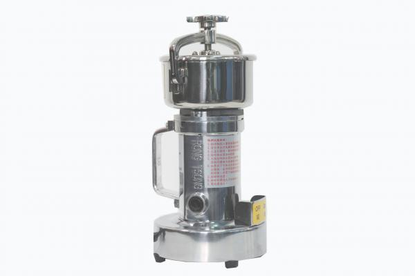 150g No thread of lid type Pulverizing Machine