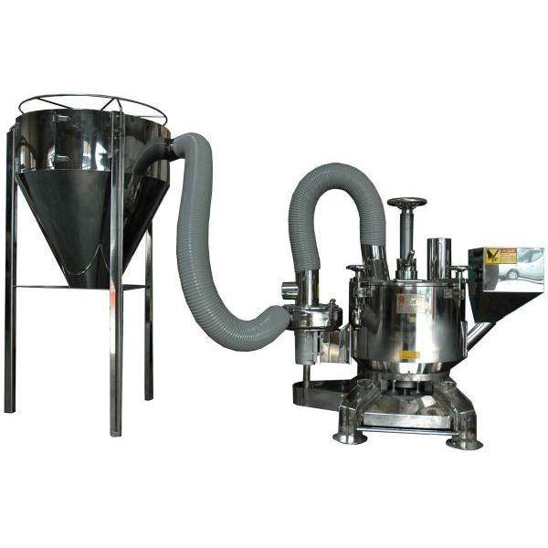 5HP Stainless Steel Air Classification Powder Grinding Machine