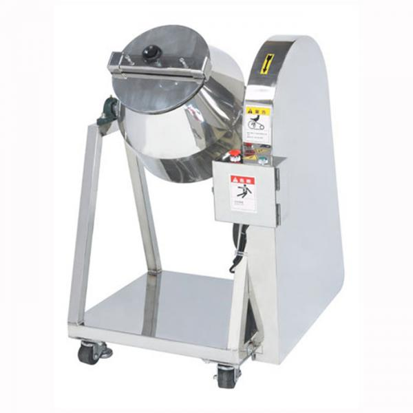 20 Kg Stainless Steel Powder Mixing Machine