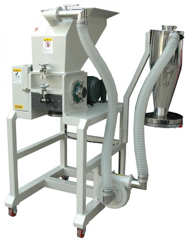 5HP Tea Bag Cutting Mill with Cyclone Powder Collector