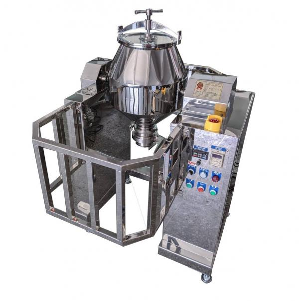 7 Kg Stainless Steel Double Cone Powder Blender