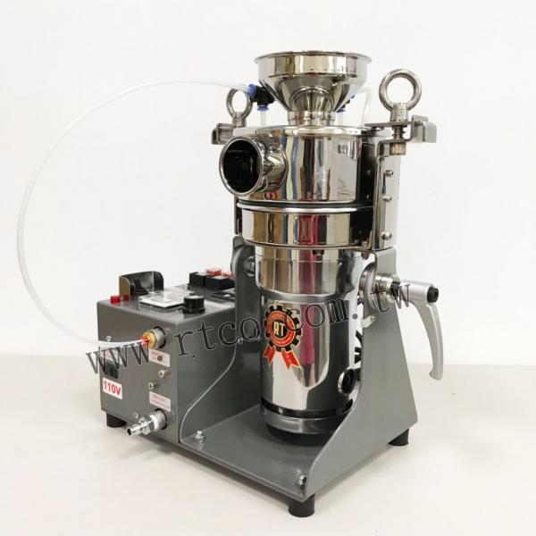 Table Type Air Pulse Ultra Fine Powder Pulverizing Machine