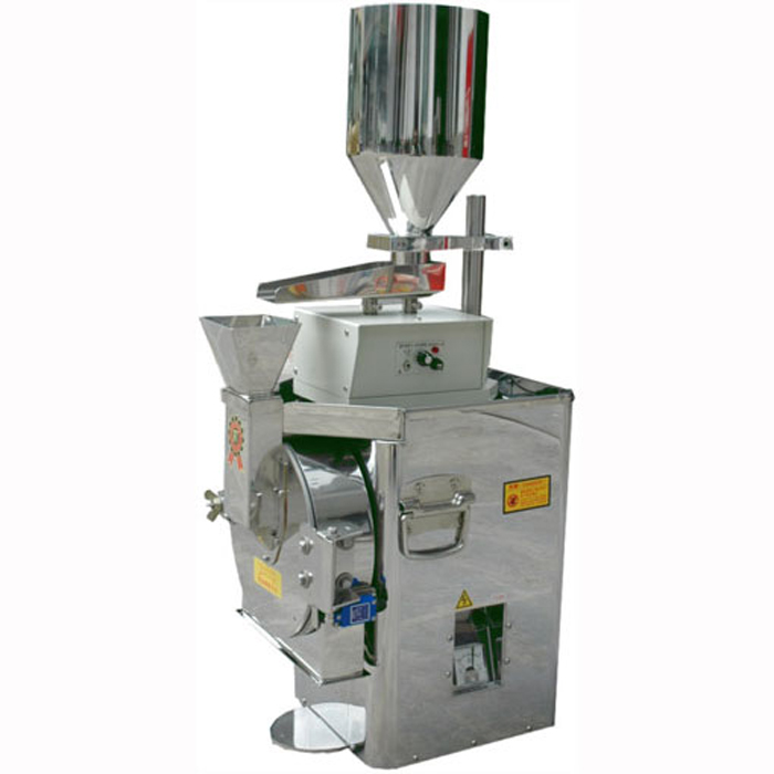 Vibrating Material Feeding Machine & RT-66S Oil crops Crusher