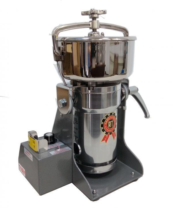 350g Safe Switch& Rate Adjustable High-Speed Pulverizing Machine