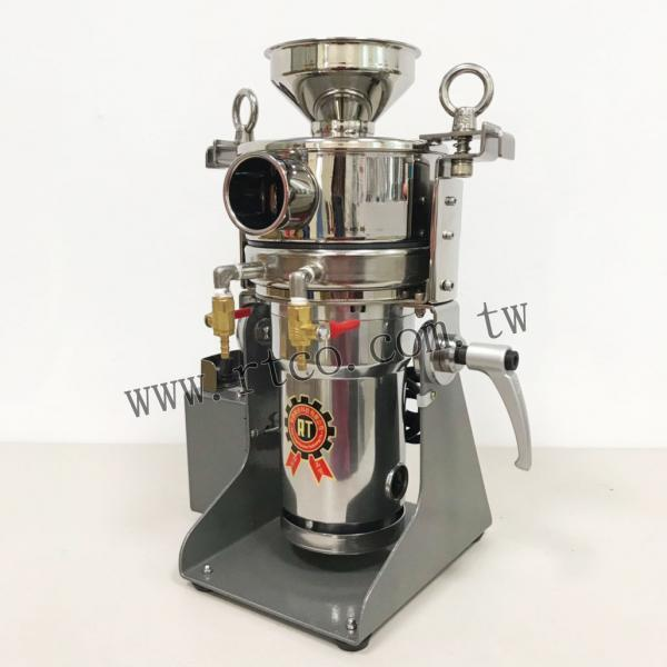 2.6HP Microtherm Water Cooling Table Type Ultra Fine Powder Pulverizing Machine