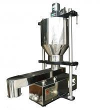 20L Vibrating Material Feeding Machine + Stirrer